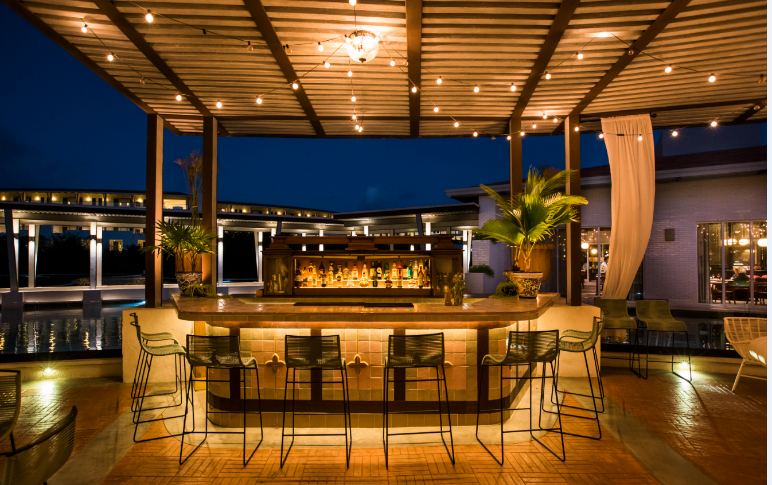Palmera Lounge Cuban Cocktail - Luxuriate Life Magazine by Mark Captain