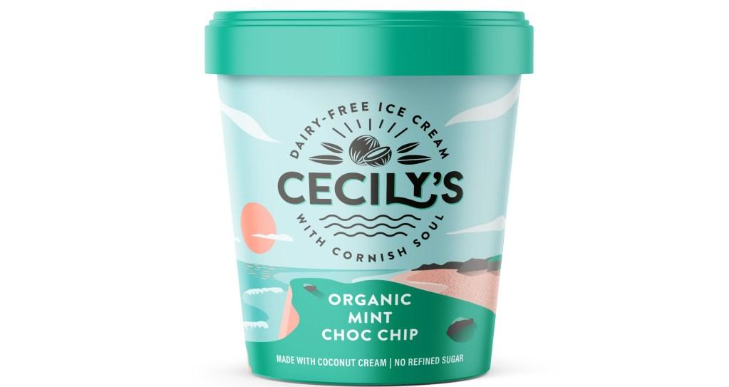 Cecily's Plant Based Cornish Ice Cream - by Mark Captain, Luxuriate Life Magazine, Luxury Magazine UK