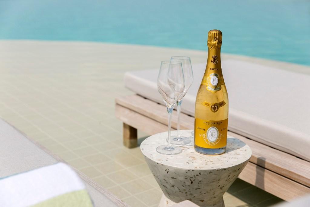Luxury Wine Seaview - by Mark Captain, Luxuriate Life, Luxury Magazine UK
