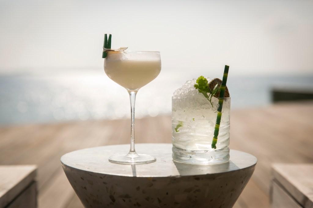 Kudadoo Signature Cocktail, Tartufo for A fully-inclusive Maldives resort experience - by Mark Captain, Luxuriate Life, Luxury Magazine UK