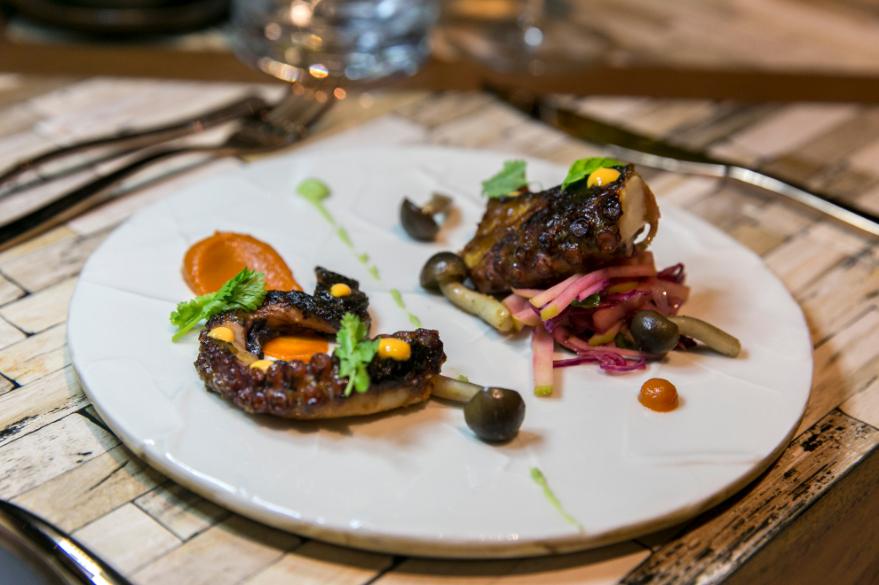 Kudadoo Private Island Maldives Luxury Wagyu burger - by Mark Captain, Luxuriate Life, Luxury Magazine UK