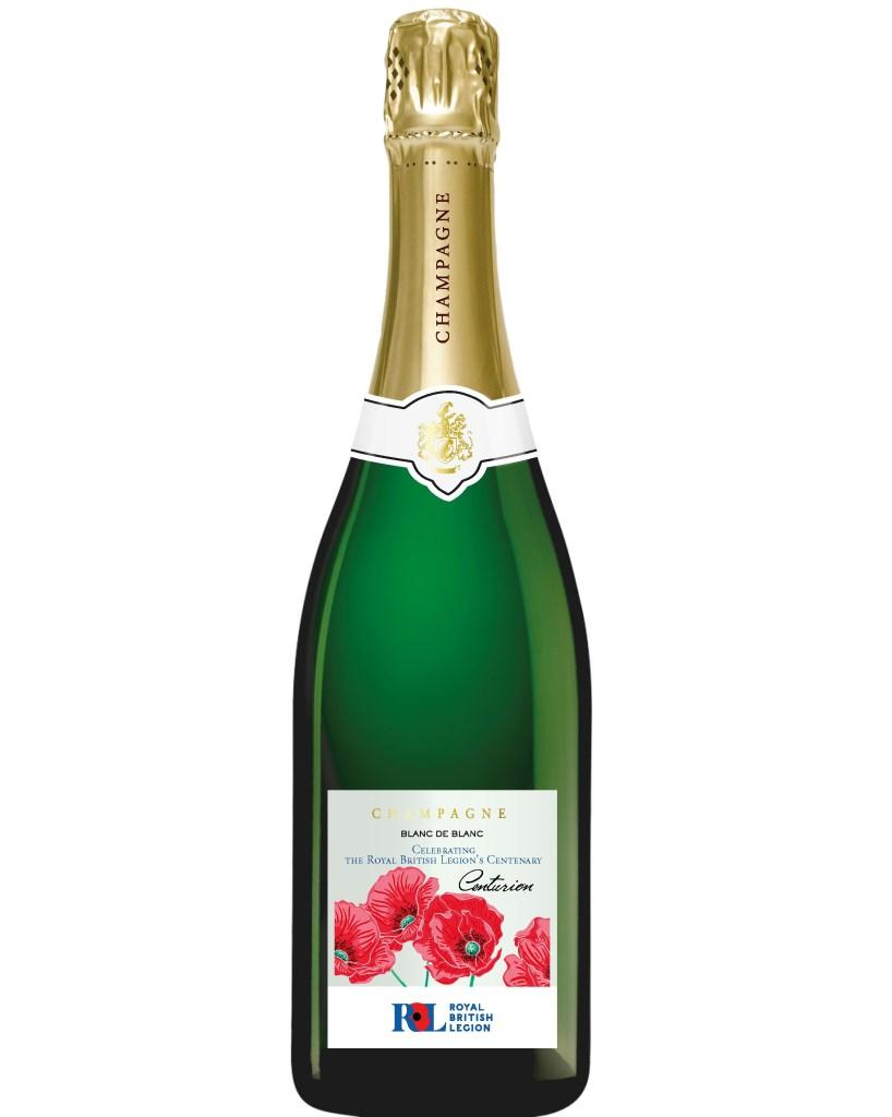 The Royal British Legion Champagne - by Mark Captain, Luxuriate Life Magazine, Luxury Magazine UK