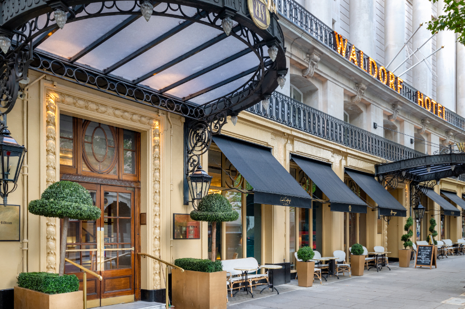 The London Fashion Weekender Package with the Waldorf Hilton - Luxuriate Life Magazine