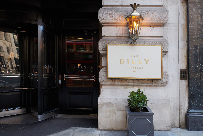 New Opening: The Dilly Hotel, London, Exterior Piccadilly - by Mark Captain, Luxuriate Life, Luxury Magazine UK