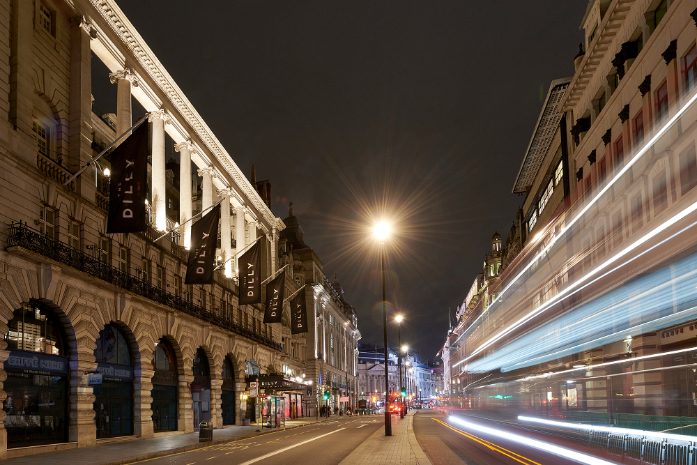 The Dilly Hotel Central London Luxury Hotel - by Mark Captain, Luxuriate Life, Luxury Magazine UK