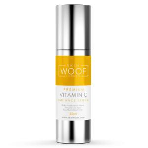Skinwoof Vitamin C Radiance Serum - Luxuriate Life Magazine by Mark Captain