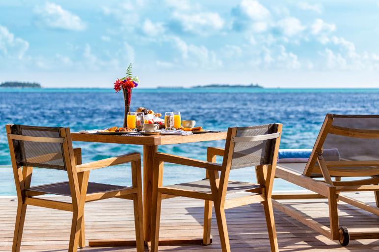 Hurawalhi Island luxury Maldives resort for adults Canneli - Luxuriate Life Magazine