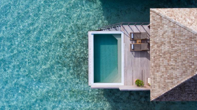 Hurawalhi Island luxury Maldives resort for adults villa - Luxuriate Life Magazine