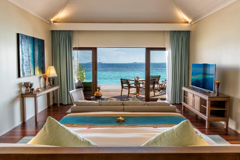 luxury Maldives resort for adults Villa - Luxuriate Life Magazine