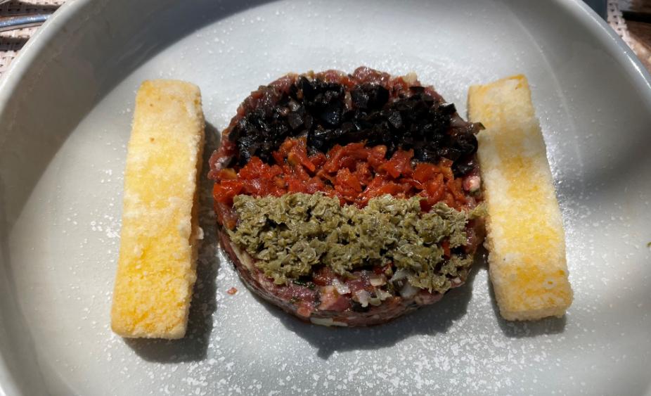 Beef Tartare Luxury Dinner - Luxuriate Life Magazine