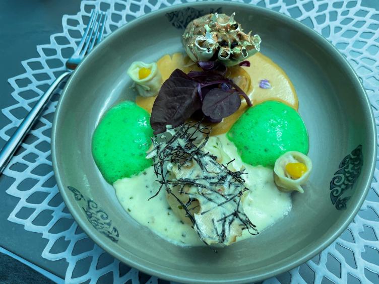 Luxury Lunch at 5.8 Undersea Restaurant - Luxuriate Life Magazine
