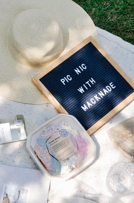 The Great Outdoors: Macknade Picnic Hamper - by Mark Captain, Luxuriate Life Magazine, Luxury Magazine UK