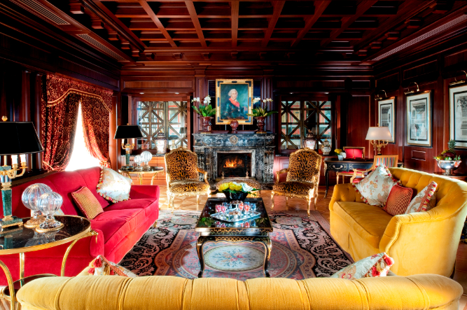Luxury suite: Somewhere Presidential Suite, Principe di Savoia - Luxuriate Life Magazine