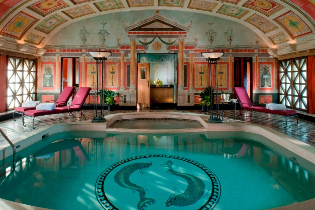 Presidential Suite, Principe di Savoia private pool - Luxuriate Life Magazine