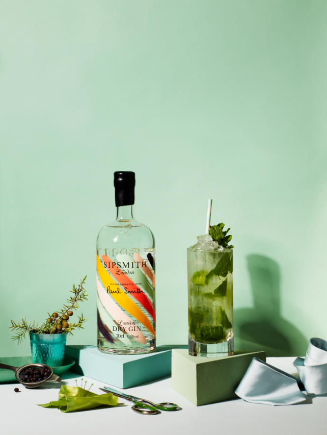 The Great Outdoors: Sipsmith Paul Smith - by Mark Captain, Luxuriate Life Magazine, Luxury Magazine UK