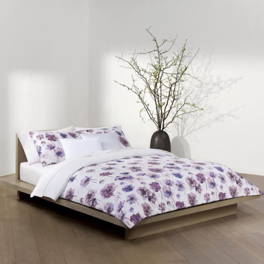 Spring Refreshing Living Space: Calvin Klein Duvet Cover