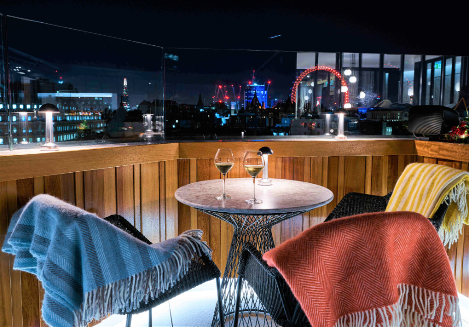 The Rooftop at Trafalgar St. James - Luxuriate Life Magazine