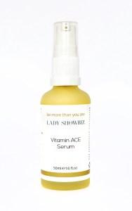Lady Showbiz Beauty ACE Anti-Ageing Serum - Luxuriate Life Magazine by Mark Captain