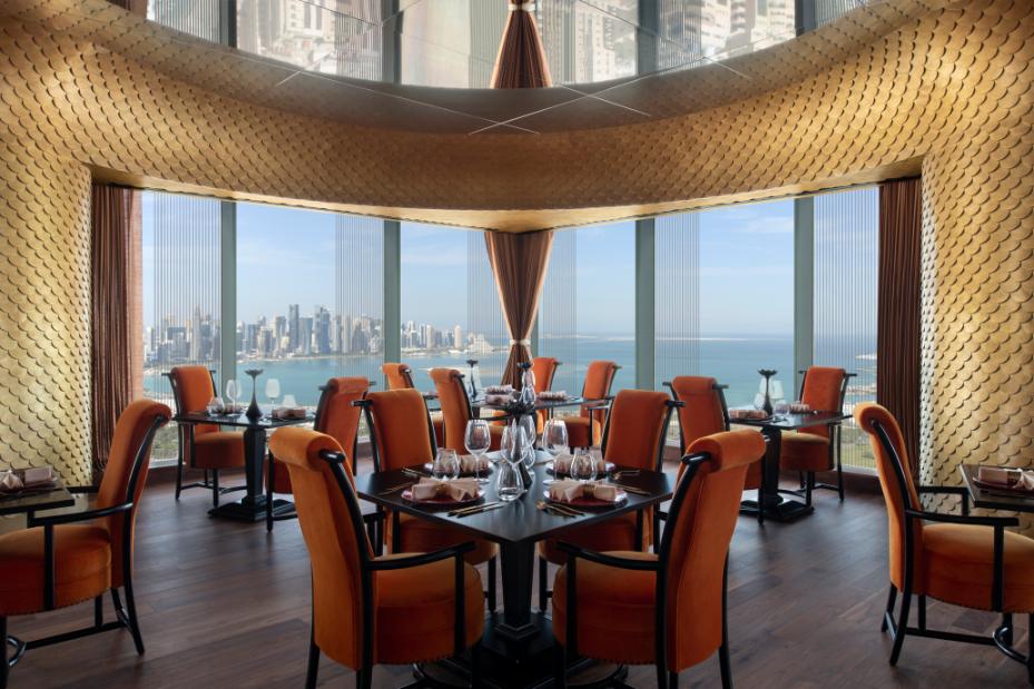 Banyan Tree Doha, Saffron - A - Luxuriate Life Magazine by Mark Captain