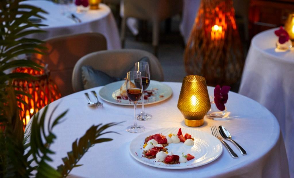 Cornish Mackerel Tartare, Avocado & Keta Caviar - Luxuriate Life Magazine, a UK Luxury Magazine
