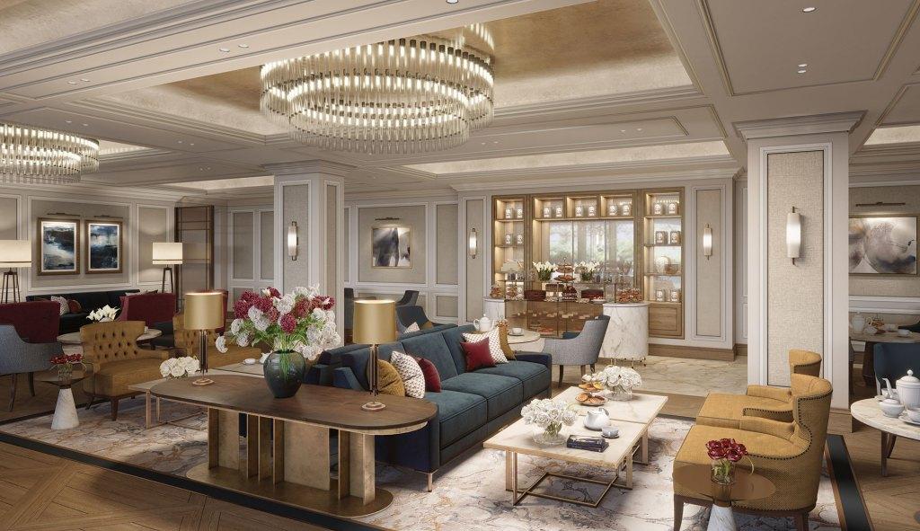 The Carlton Tower Jumeirah Team Room - Luxuriate Life Magazine