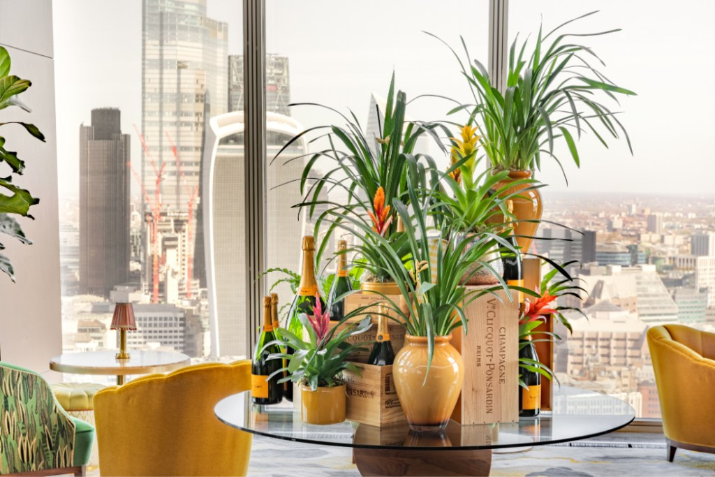 Sky Brunch at Shangri-La Hotel, At The Shard - Luxuriate Life Magazin by Mark Captain