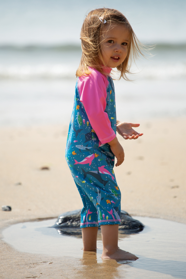 Sun Safe Suits for children - Luxuriate Life Magazine, a Luxury UK Magazine 2021 by Mark Captain