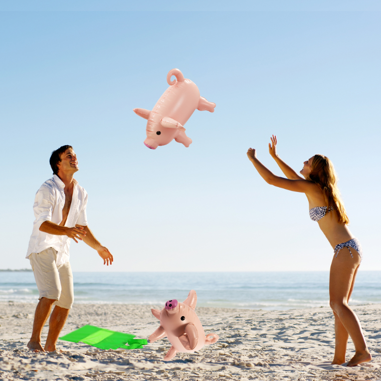 Pass the Pigs Giant Dice Game - Luxuriate Life Magazine, a Luxury UK Magazine 2021 by Mark Captain
