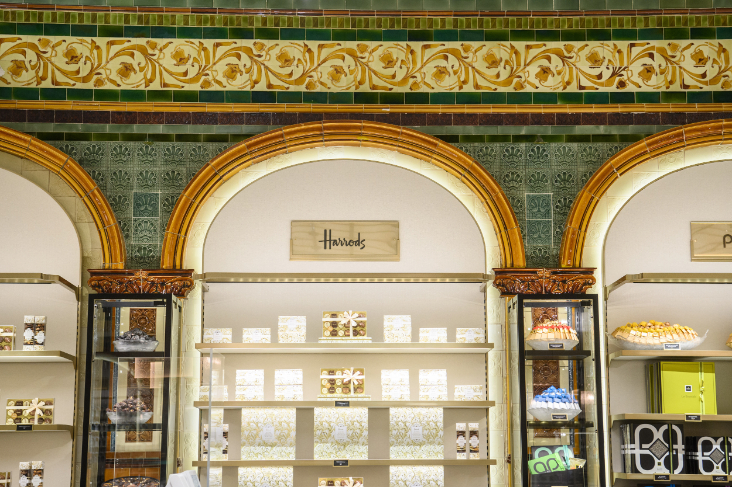 Guide to Father's Day 2021: Harrods Chocolate Hall - Luxuriate Life Magazine