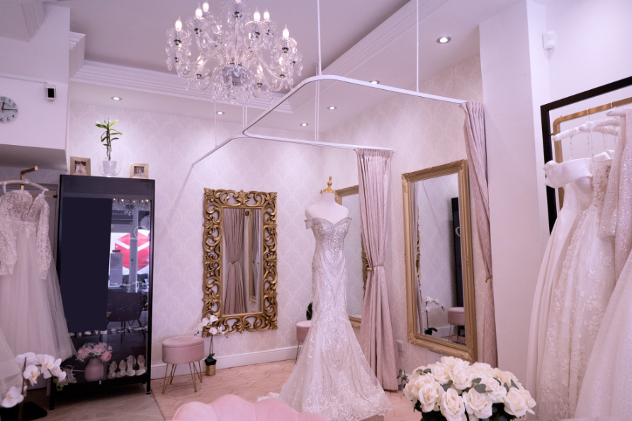 Luxury Bridal Boutique Workshop - Luxuriate Life Magazine, by Mark Captain