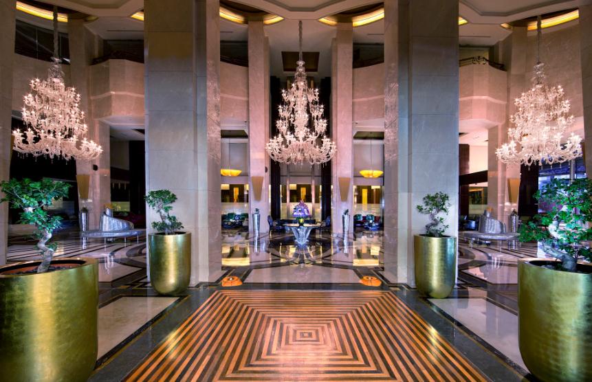 Aurelio Giraudo with La Cigale Hotel Managed by Accor, Lobby Lounge - Luxuriate Life Magazine by Mark Captain