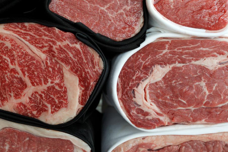 Meat Presentation - CUT at 45 Park Lane - Luxuriate Life Magazine, a UK Luxury Magazine