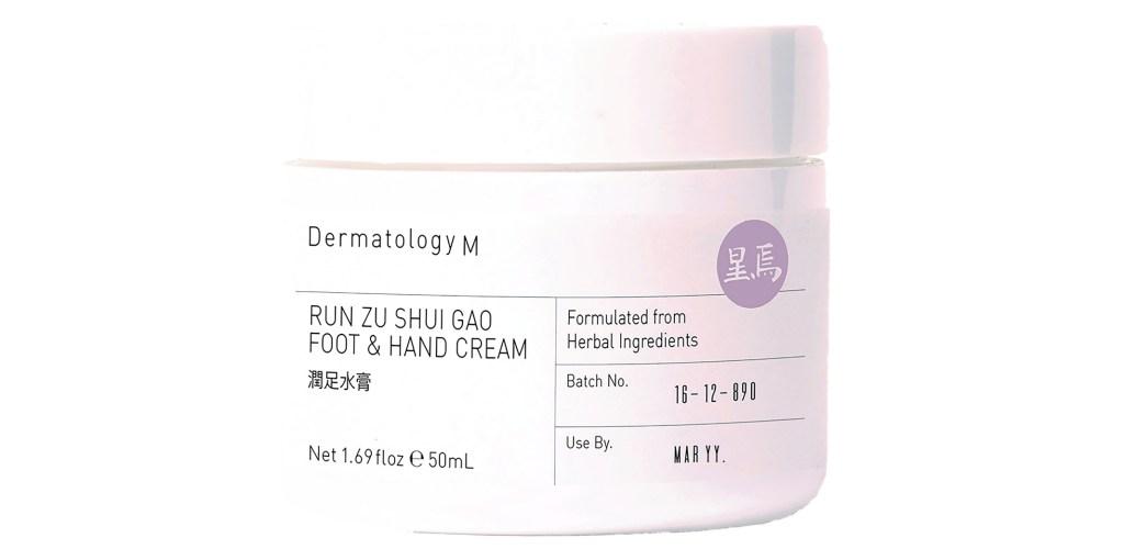 Dermatology M Run Zu Shui Gao Nourishing Hand & Foot Cream - Luxuriate Life Magazine, a Luxury UK Magazine 2021 by Mark Captain