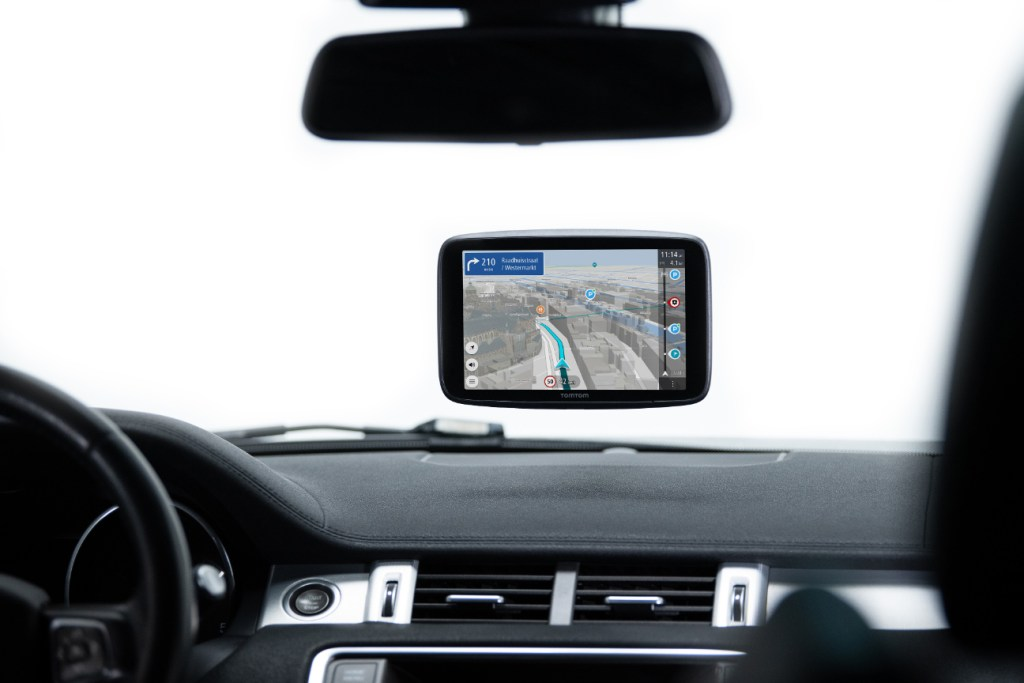 Staycation Essentials 2021: TomTom GO Discover navigation device - Luxuriate Life Magazine