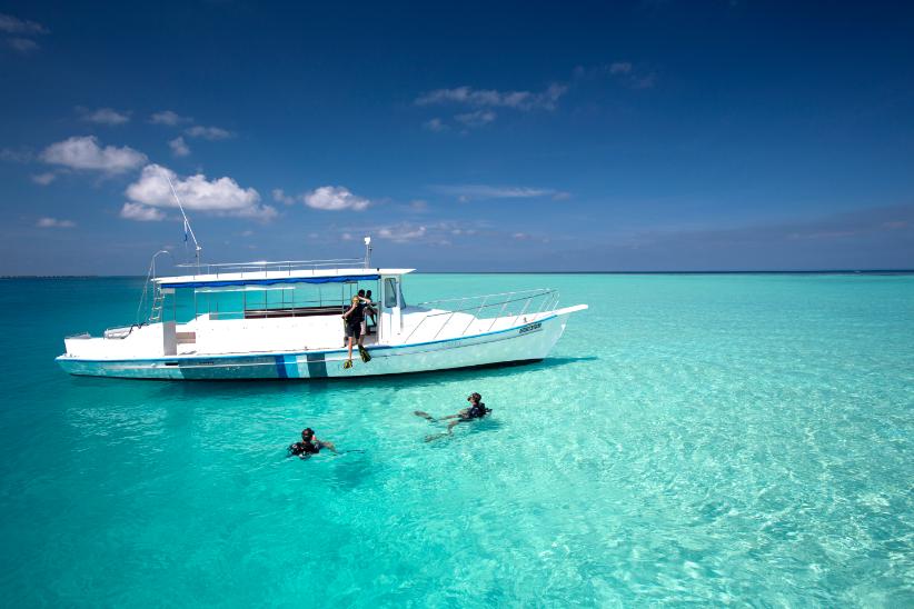 Luxury Maldives Diving - Luxuriate Life Magazine, a UK Luxury Magazine