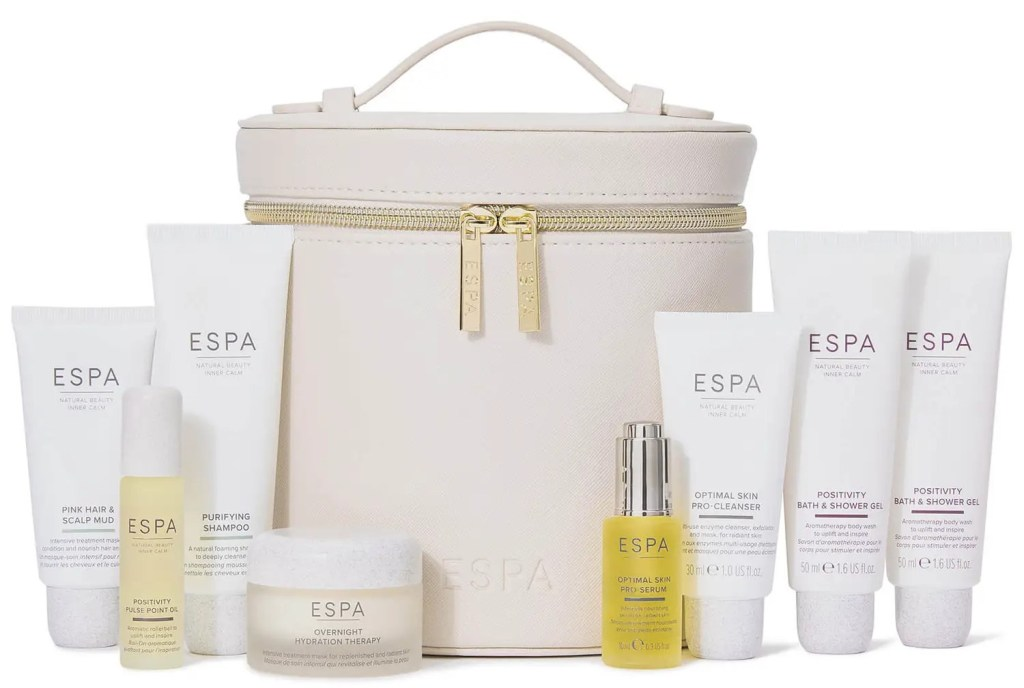 ESPA Mindful Traveller Collection - Luxuriate Life Magazine, a Luxury UK Magazine 2021 by Mark Captain