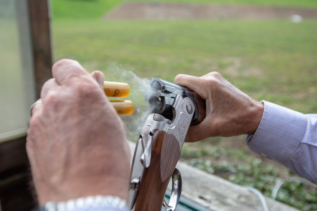 A private lesson at West London Shooting School - Luxuriate Life Magazine, UK Luxury Magazine