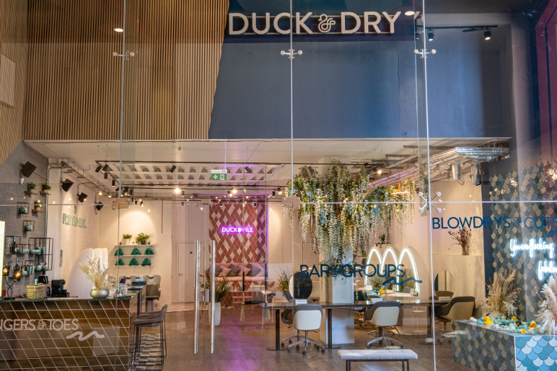 Making every millennial beauty dreams come true at Duck & Dry Islington - Luxuriate Life Magazine