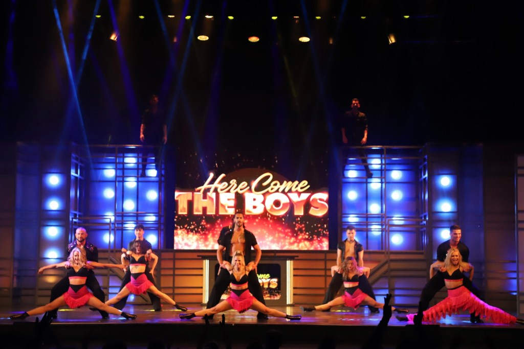 First Night: Here Come the Boys at The London Palladium - Luxuriate Life Magazine