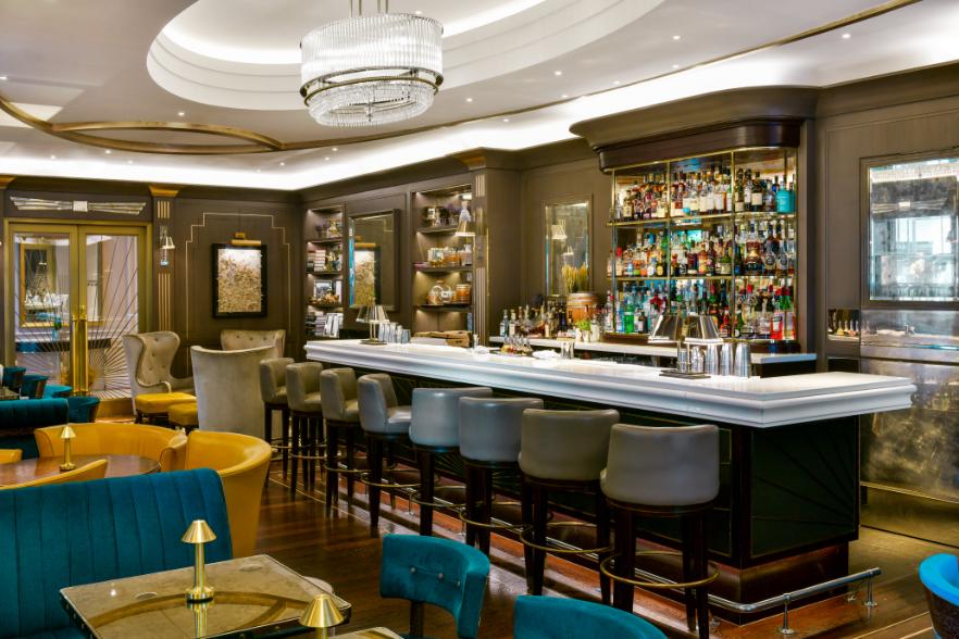 The Churchill Bar and Christian Maspes
